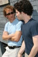 Jeffrey Seller (producer) and Thomas Kail