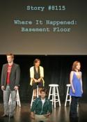 Bill Dawes, Cydnee Welburn, Josh Heine, and Kathy Searle