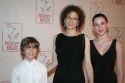 Natasha Katz (Lighting Designer) with her family