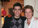 Max Crumm and Billy Bush