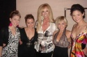 Lyndsey Cole, Kara Tremel, Susan Anton, Jenny Lee Ramos and Lauren Marshall Photo