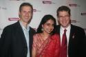 Richard Topol, Mahira Kakkar, and Michael Hollinger