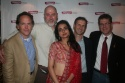 David Beach, Dougas Rees, Mahira Kakkar, Richard Topol and Michael Hollinger