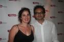 Maria Mileaf and Neil Patel