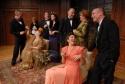 Steve Palmer, Carole Collins, Joan Batting, Tom DiMaggio, Paula Faber, Tom Roberts, Carol Schlink, Marg Cappelli and Walter Cotter