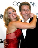 Keith Buterbaugh and Kristin Huffman