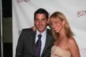 Jonathan Knight and Deborah Gibson