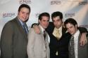 Daniel Everidge, Matthew Saldivar, Jose Restrepo and Ryan Patrick Binder Photo