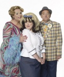 Michael Ball, Leanne Jones and Mel Smith