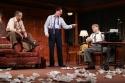 Matthew Arkin as Ben Hecht, Douglas Sills as David O. Selznick, David Rasche as Victor Fleming