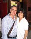 Mark Brown and Lynne Taylor-Corbett