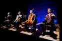 David Beach, Richard Topol, Douglas Rees and Michael Laurence Photo