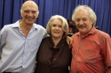 Walter Charles, Sally Ann Howes and Tim Jerome