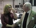 Kristin Huffman and George Furth