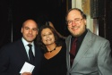 Michael Gyure, Randie Levine-Miller and Rupert Holmes
