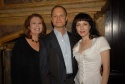 Randie Levine-Miller, David Hyde Pierce and Bebe Neuwirth