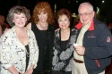 Jomarie Ward, Stefanie Powers, Kate Edelman Johnson and David Moss