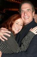 Vicki Lewis and David Michaels