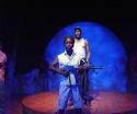 Nana Kagga-Hill (front) and Andrew Nkuyahaga