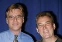 Aaron Sorkin and Des McAnuff