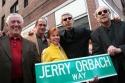 Len Cariou, Christopher Meloni, Elaine Orbach, Richard Belzer and Robert Klein Photo