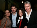 Julie Ann Emery, Kevin Earley, Mary Paige Keller and Thomas Ian Griffith