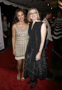 Maria Bello and Robin Swicord Photo