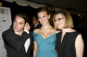 Kevin Zegers, Maggie Grace and Robin Swicord Photo
