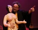 Naked Lady and Robert Richmond