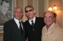Tony Roberts, Friar Richard Belzer and Dick Capri
