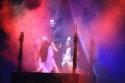 Thomas Borchert (Dracula) and Vampire Girls in the Austrian production Photo