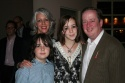 Patrick Garner (Howard Cunningham) and family