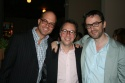 Eric Woodall, Gordon Greenberg (Director) and Jonathan Fensom