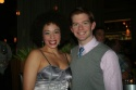 Andrea Dora (Paula) and Rory O'Malley (Richie)