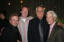 Paul Williams, John McDaniel, Garry Marshall and Michael Price (Executive Director Goodspeed Musicals)