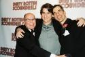 Jack O'Brien (Director), David Rockwell (Set Designer) and Jerry Mitchell (Choreographer)