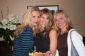 A Jekyll & Hyde reunion Sally Ann Tumas, Jodi Stevens and Christy Tarr-McVey