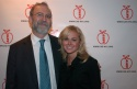 Leonard Lopate and Laura Bell Bundy