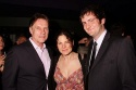 Michael Cullen, Lucy Thurber and Jacob Murphy Photo