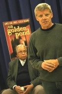 James Earl Jones, and Ernest Thompson (Playwright)