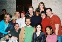 The Company, along with Daniel Goldstein (Green Shirt), Associate Director and Lois G Photo