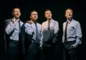 l-r: Philip Bulcock, Ryan Molloy, Stephen Ashfield and Glenn Carter Photo