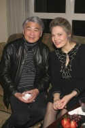 Alvin Ing and Katherine Hopkins