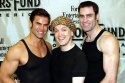 Larry Bullock, Charles Busch and Matthew Cusick