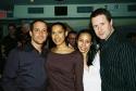 Brian Noonan, Kearran Giovanni, Mayumi Miguel (Ensemble) and Philip Ambrosino