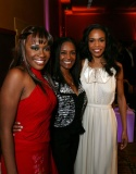 Jeannette Bayardelle, Margaret Avery (who plays Shug Avery in the film) and Michelle Williams