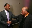 Rufus Bonds, Jr. and Producer Quincy Jones