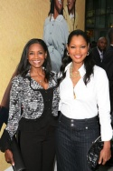 Margaret Avery and Garcelle Beauvais-Nilon