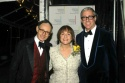 Michael Glass, Patti LuPone and Scott Wittman