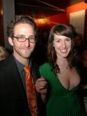 Will Greenberg and Erin Felgar